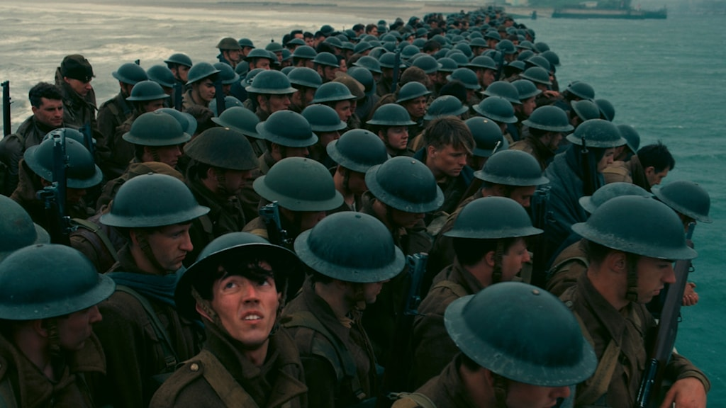 Ur Christopher Nolans Dunkirk. Foto: Fox Movies.