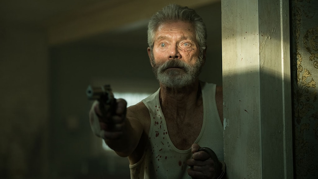 Stephen Lang i Don´t breathe. Foto: UIP.