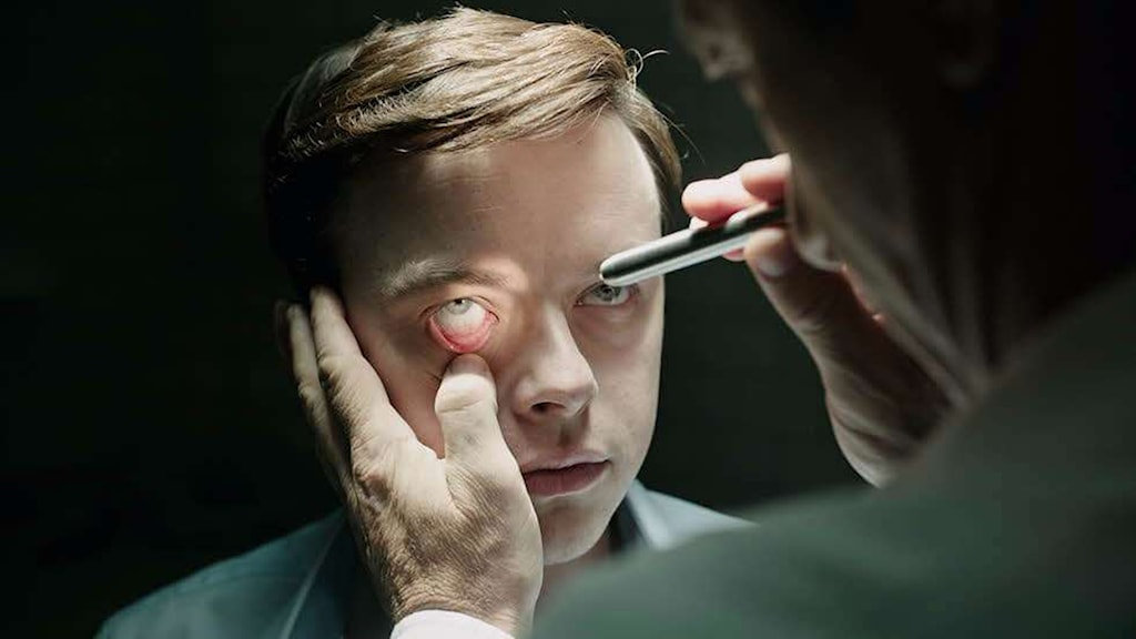 Dane DeHaan i A Cure for Wellness. Foto: Fox Movie.