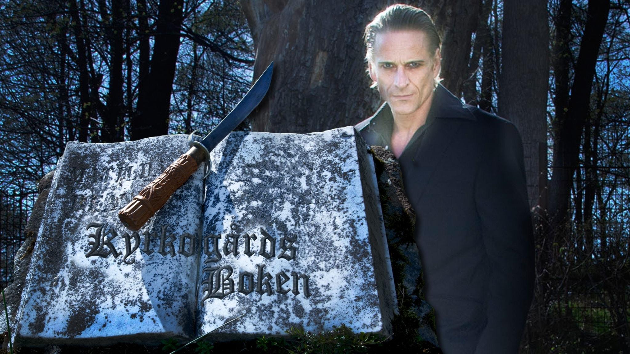 Kyrkogårdsboken: del 4 av 8 - spela