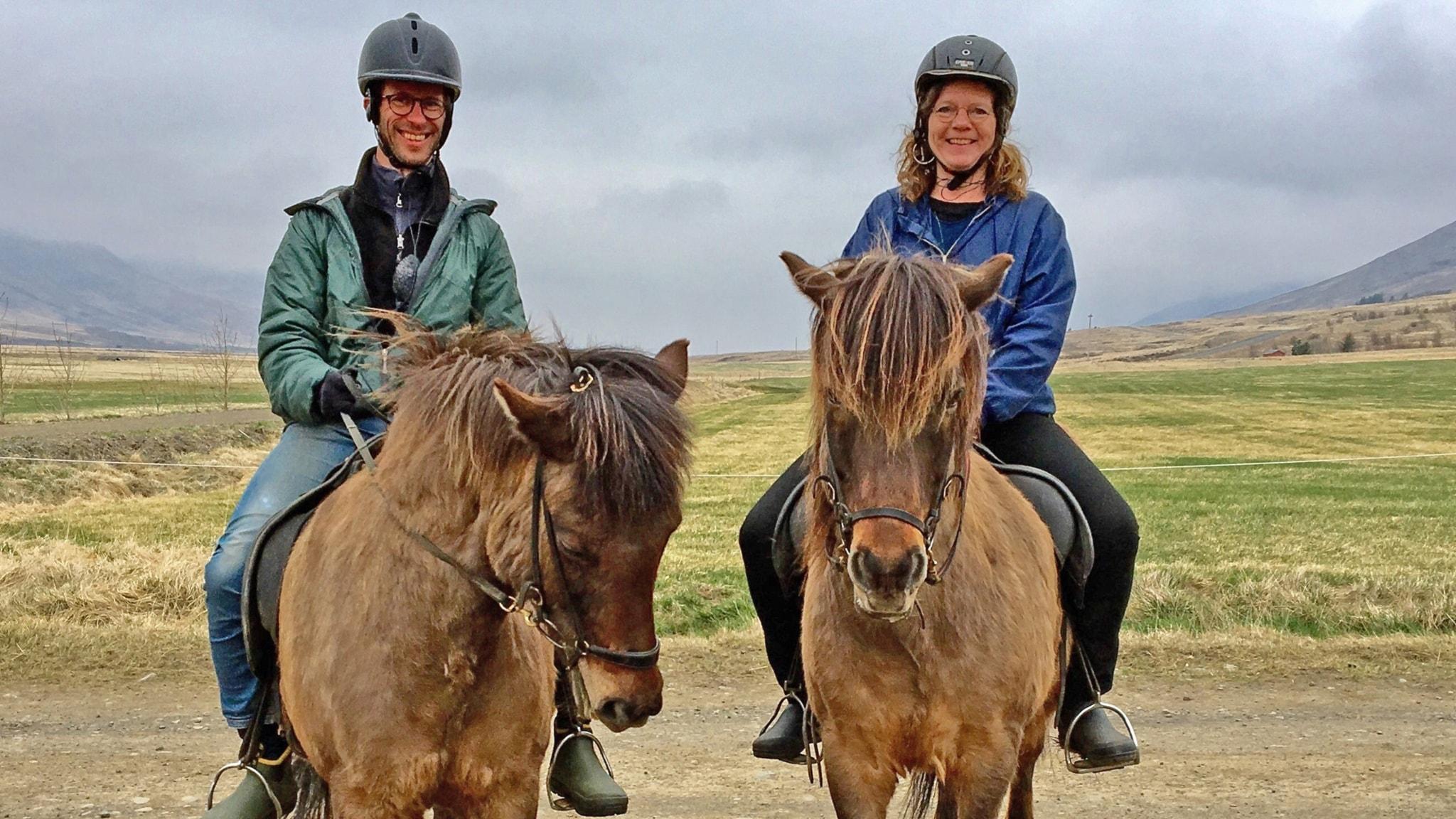 Besök på hästarnas planet