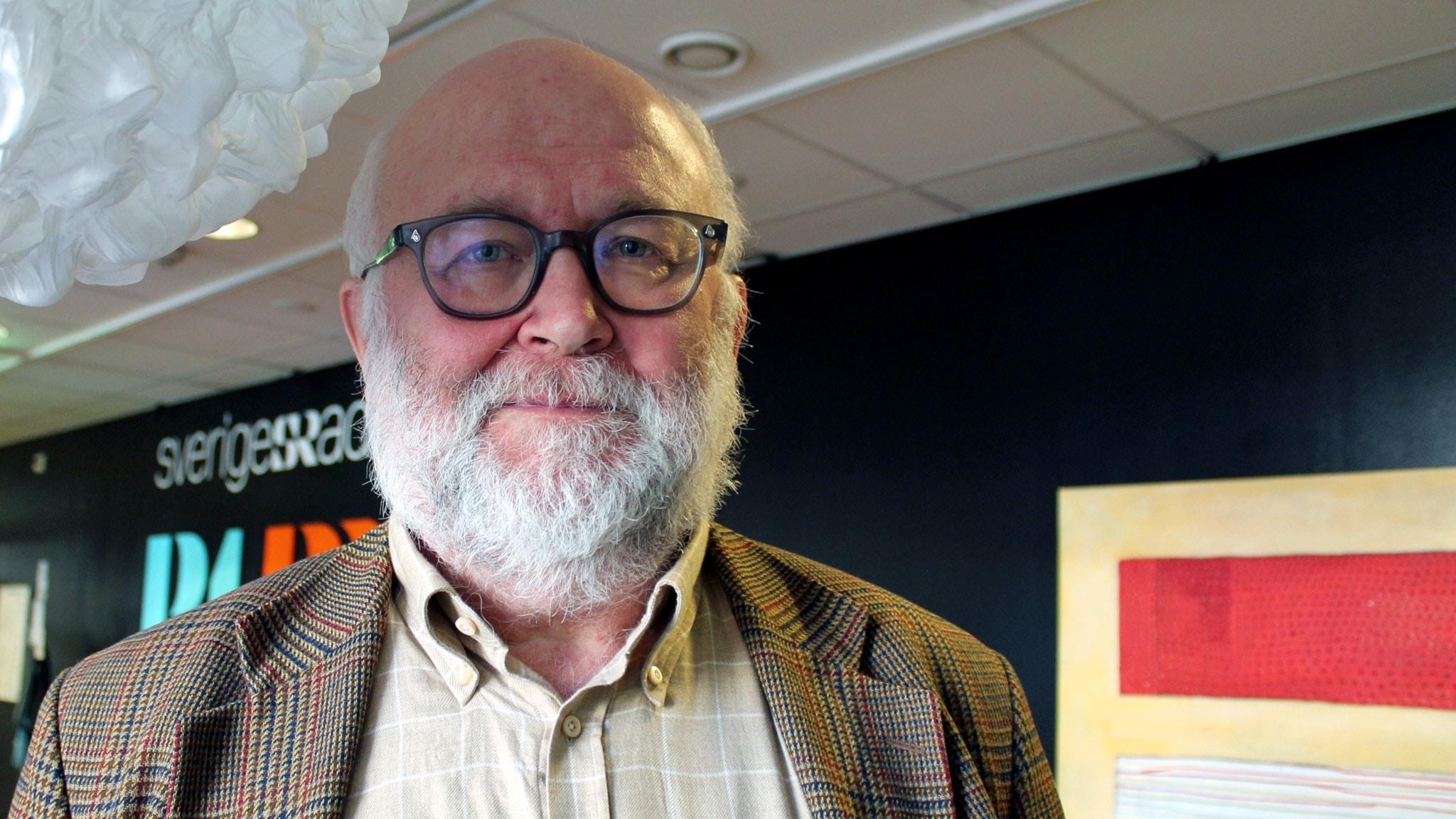 Tre låtar - tre minnen: Svante Lidén