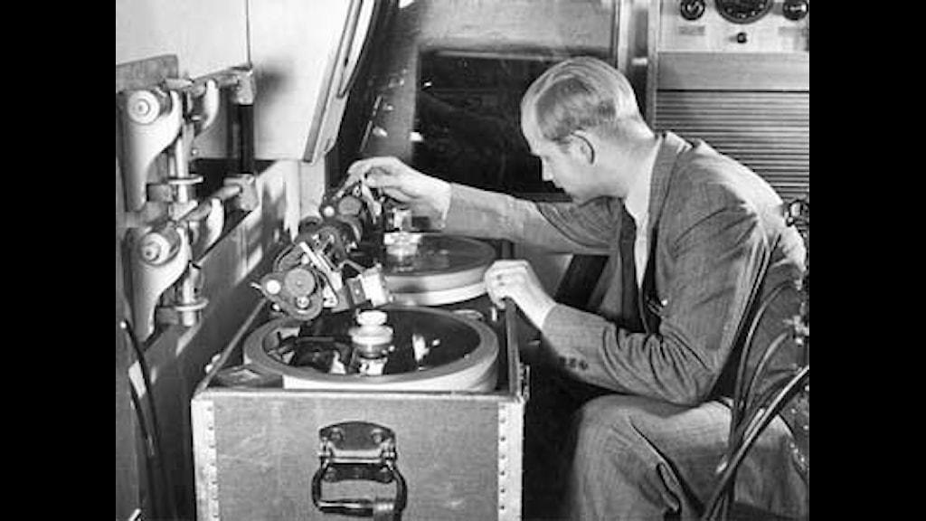 sveriges radios arkiv