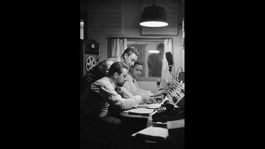 radioarkivet sveriges radio