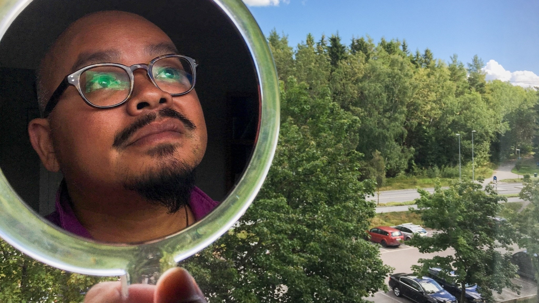 Del 5. Min spegel: Det fulaste ordet i svenskan är ensamhet