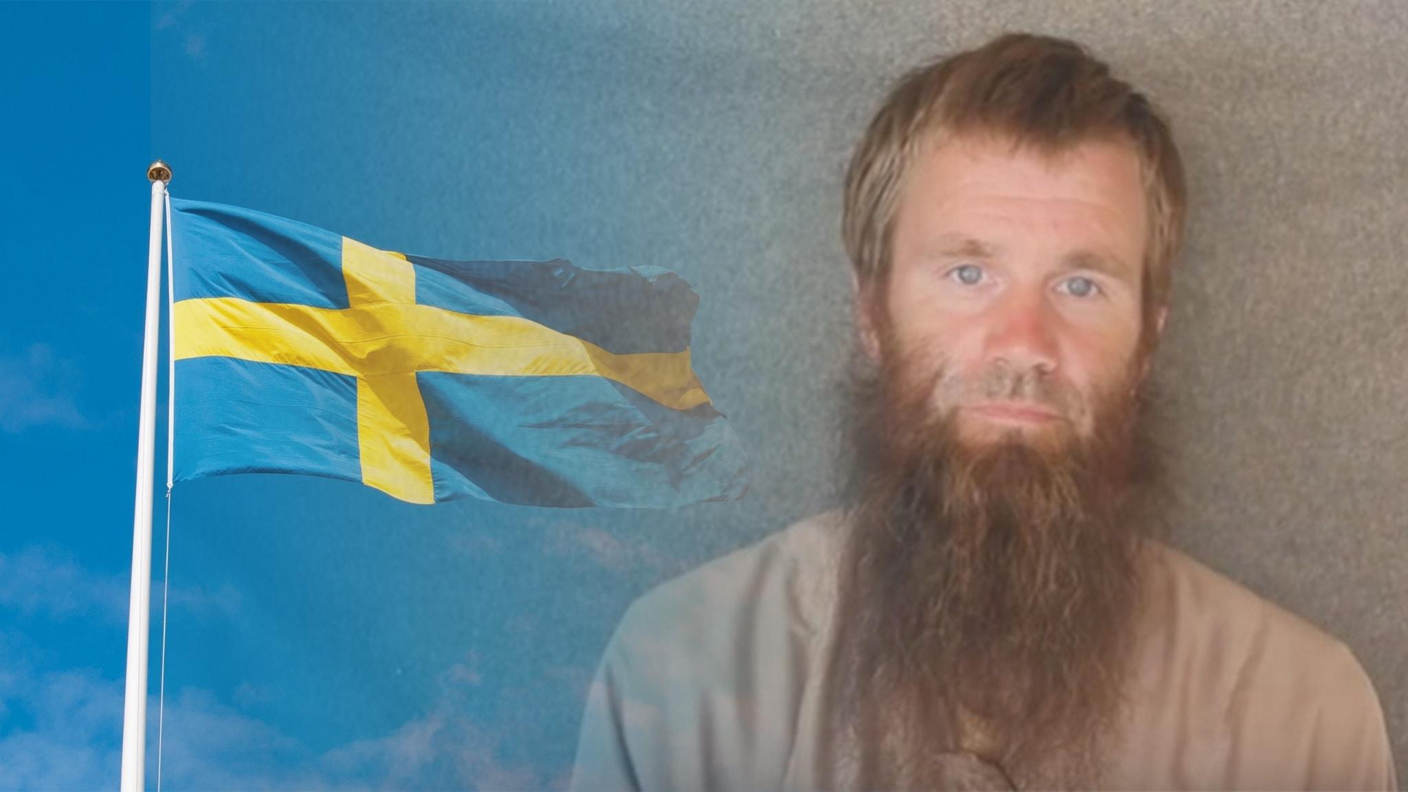 Dagarna då alla flaggade för Johan Gustafsson