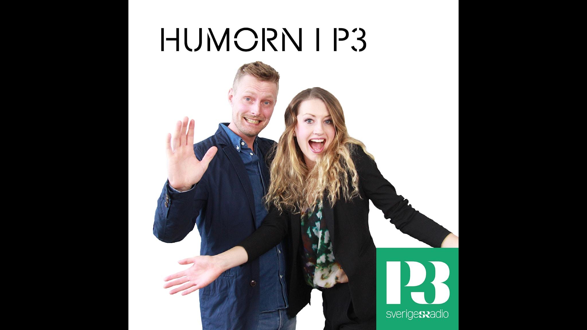 Humorn i P3: Trevlig helg del 5