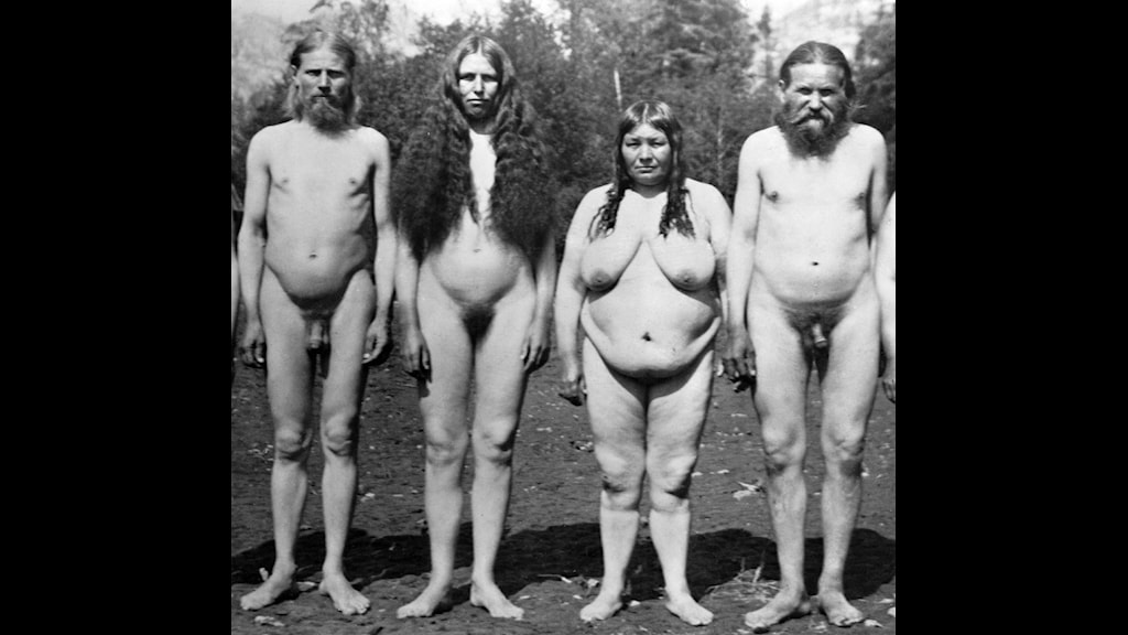 knullkontackt bilder på nudister