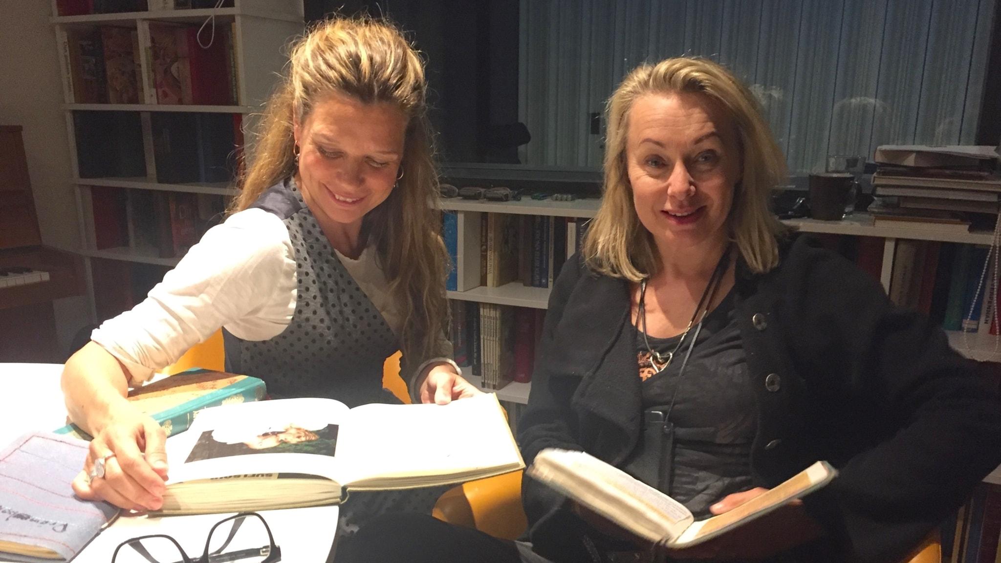 Dagboken med Louise Hoffsten
