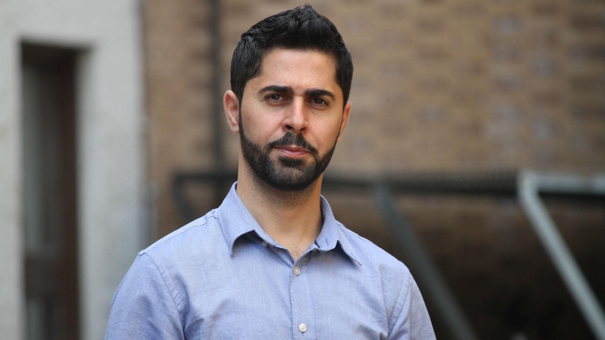 Sam kastades i fängelse i Syrien