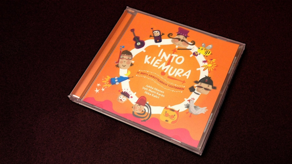 Into Kiemuran -CD
