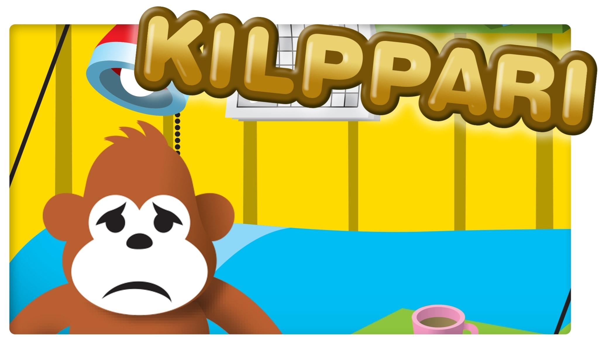 Kilppari: Ketä Gorilja odottaa?