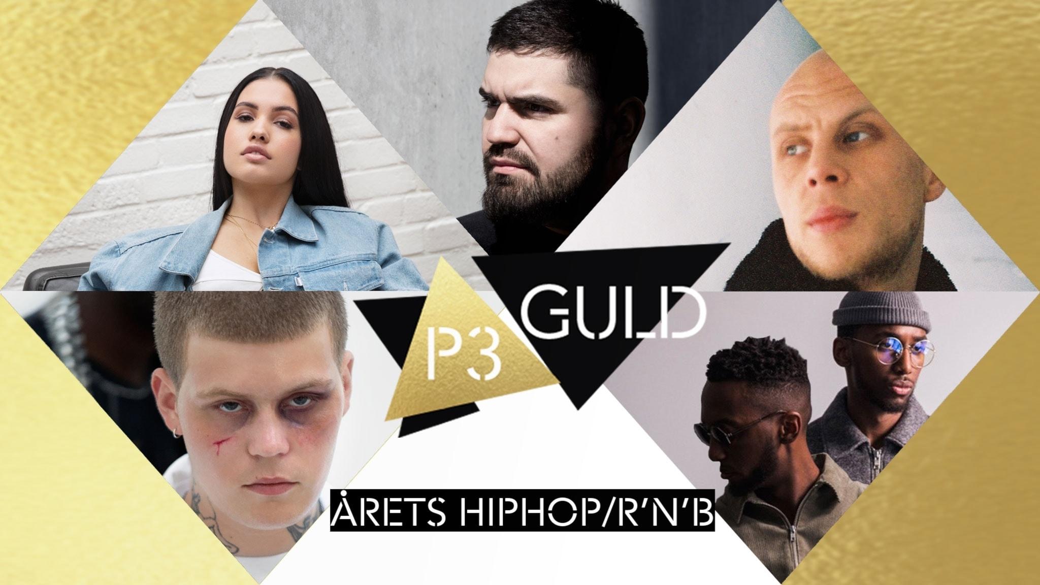 Hiphop/rnb- och dans-juryn motiverar sina P3 Guld-nomineringar
