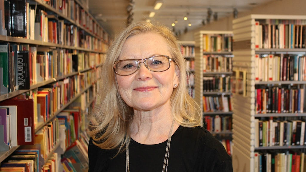 Margaretha Lindh, Chef Internationella biblioteket Stockholms stad.