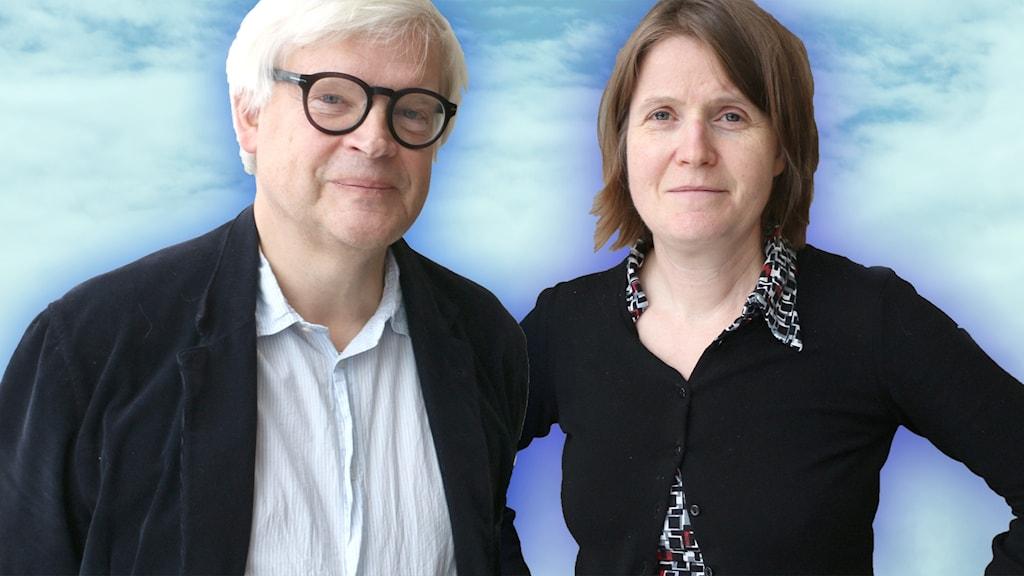 Nordegren och Epstein tog upp Sofielund i radions P1