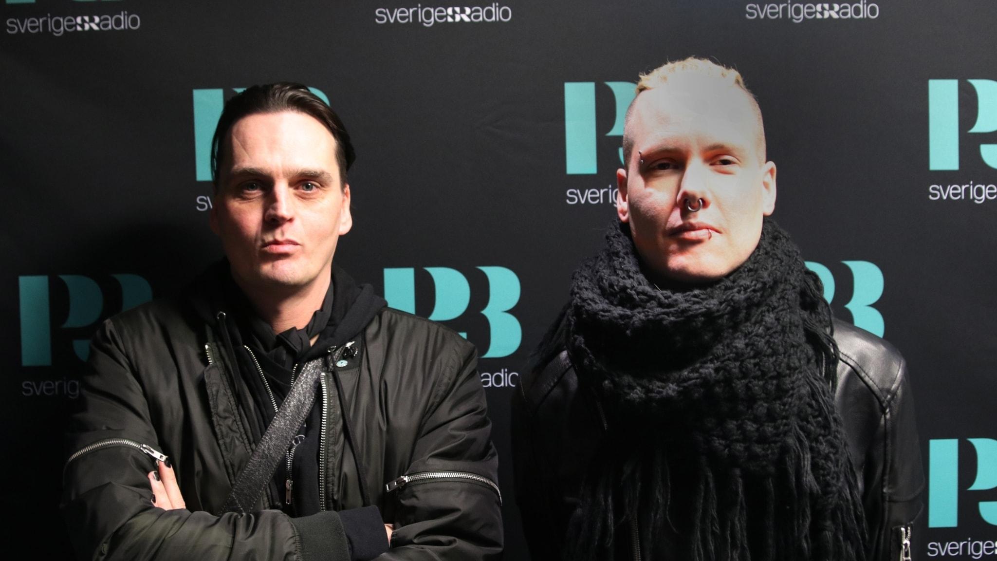 Then Comes Silence hälsar på oss i studion + Livemusik med Oskar Linnros