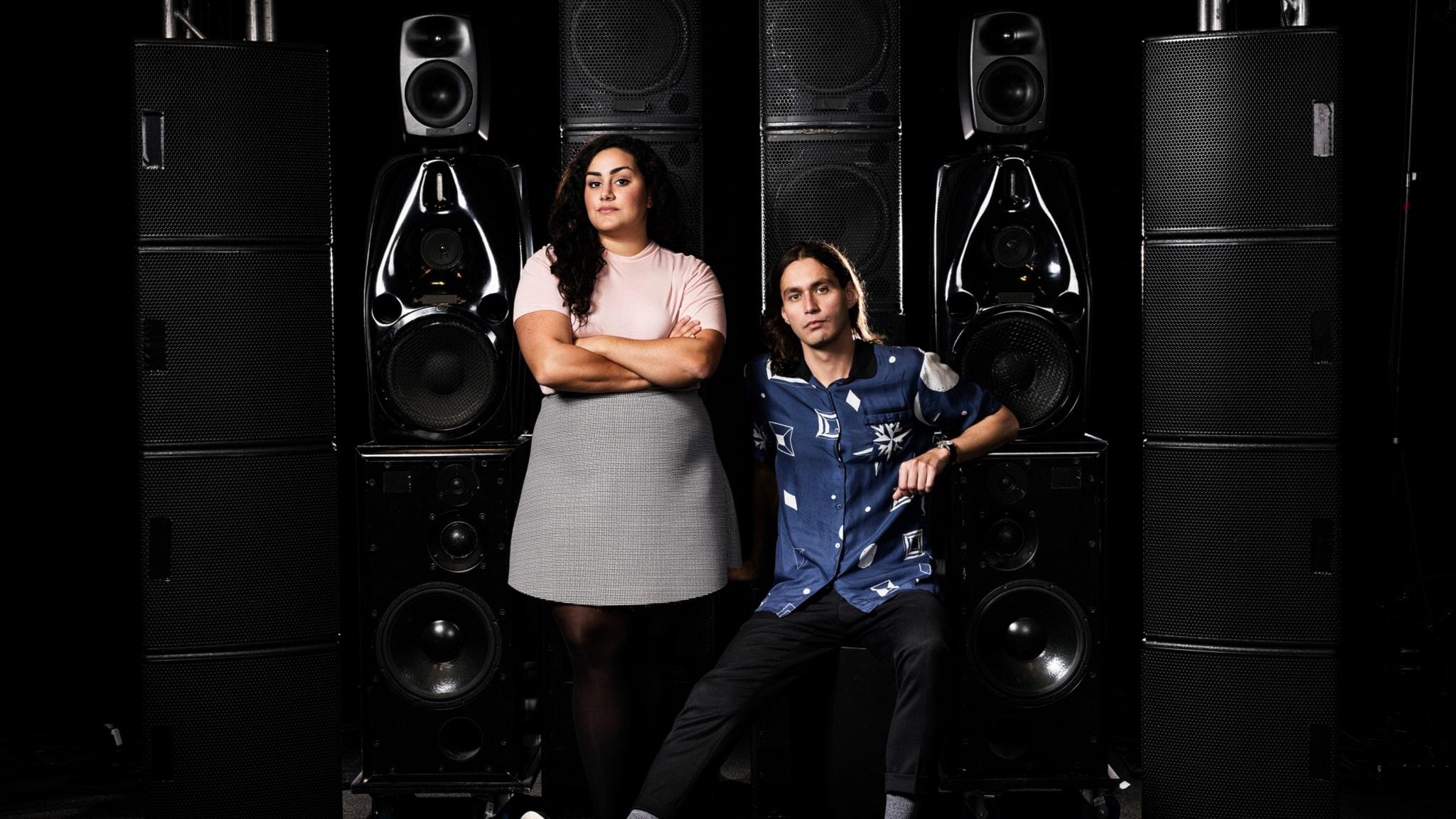 Vi peppar för Musikhjälpen + P3 Session med Linnea Henriksson