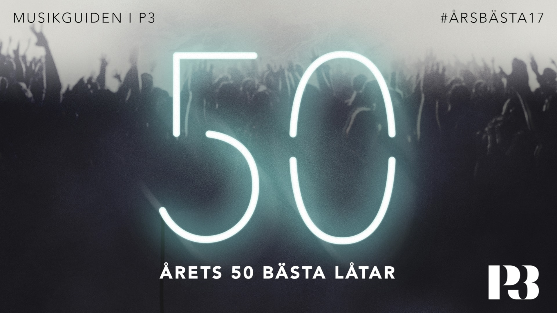 #Årsbästa17 – årets 50 bästa låtar