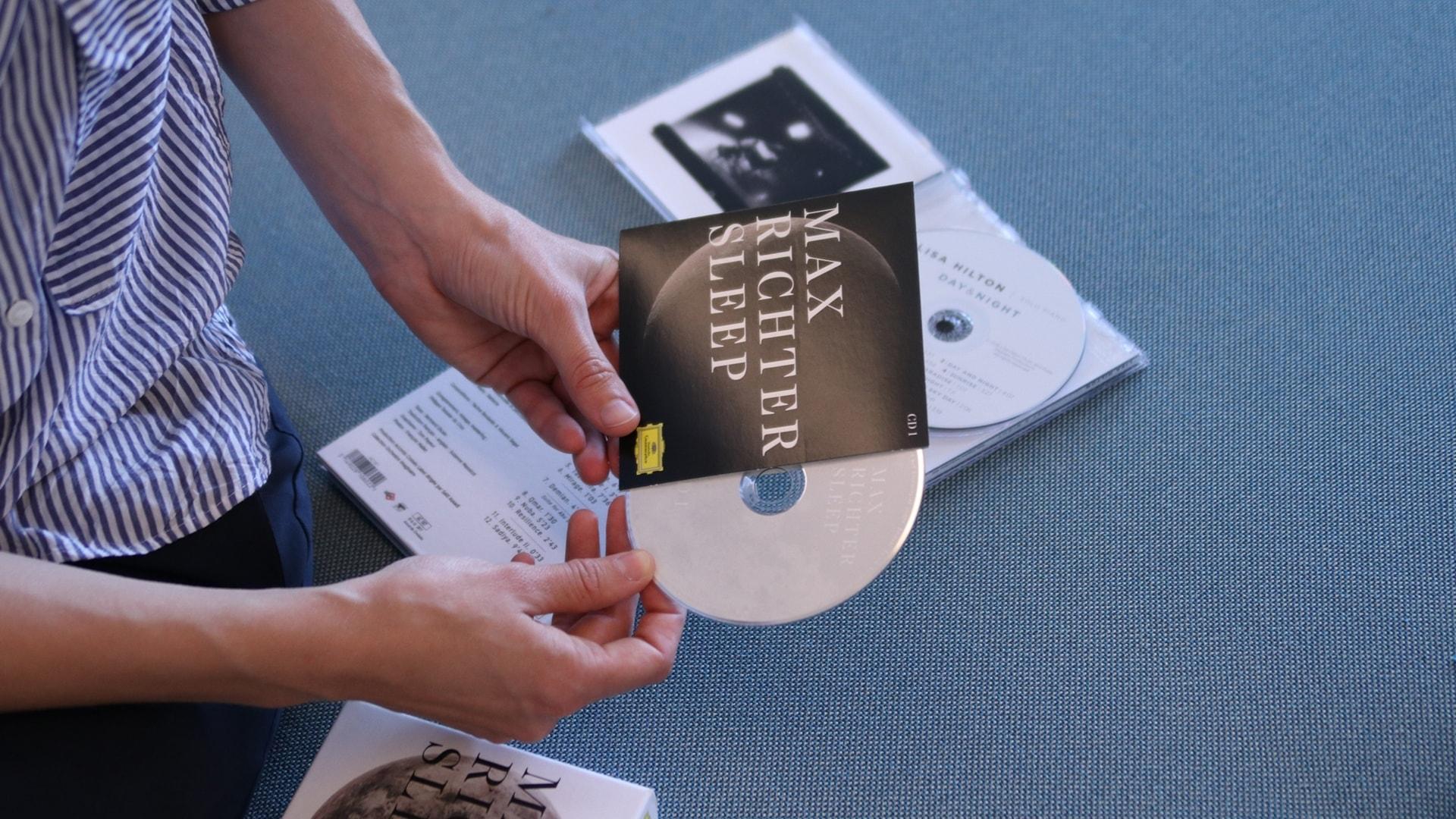 CD-skivans återkomst + Det senaste i musikväg