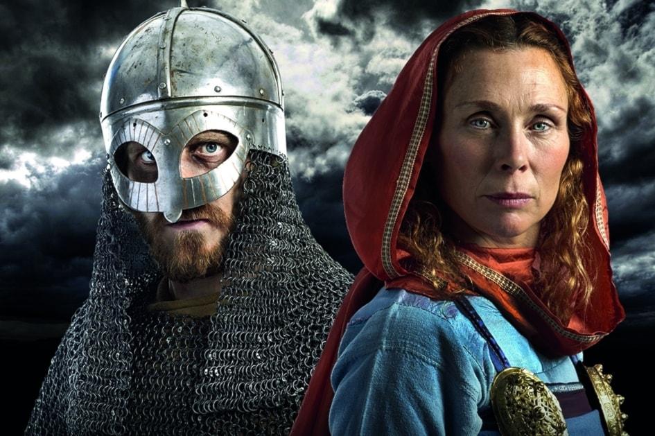 Vikingarna får nytt liv på Djurgården