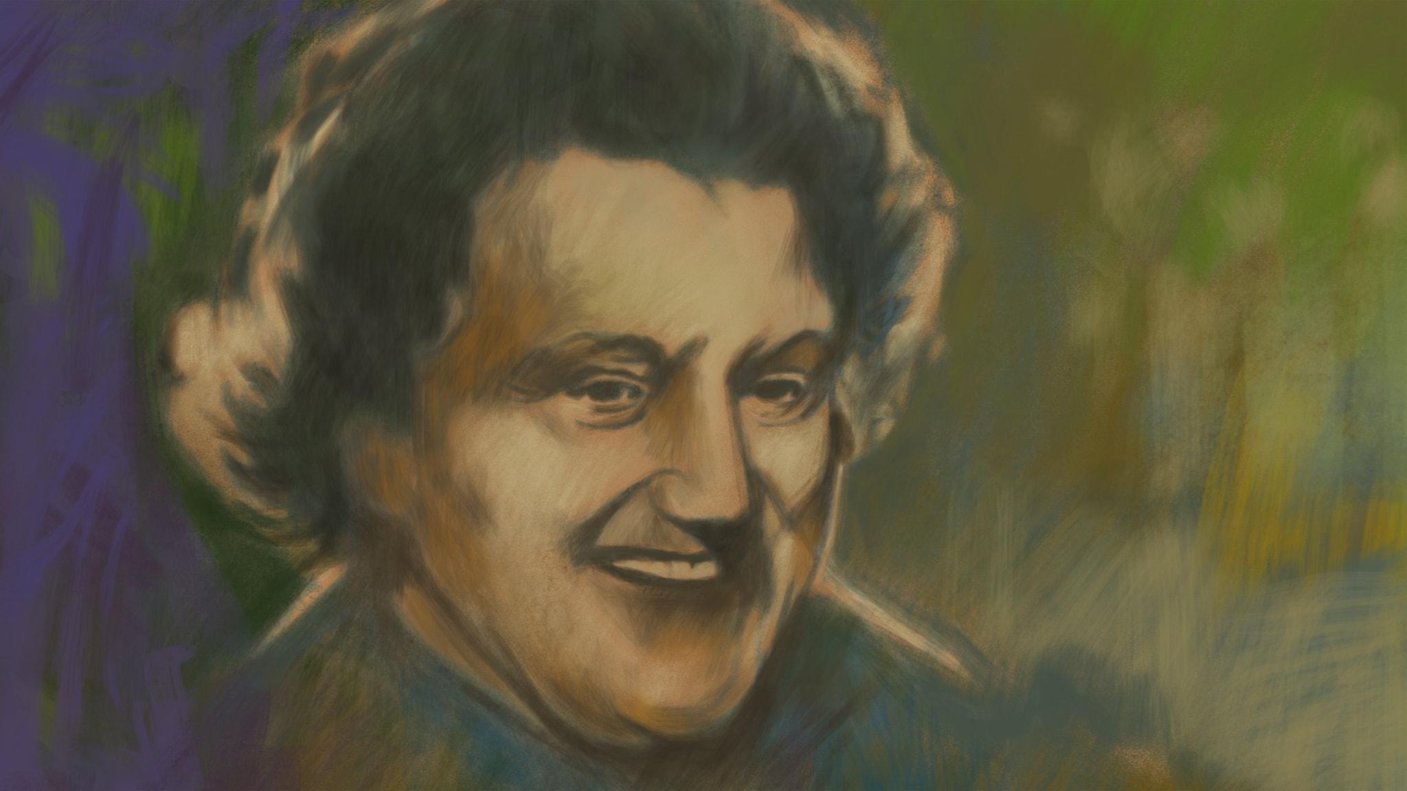Den stridbara sångerskan – Dorothy Irving