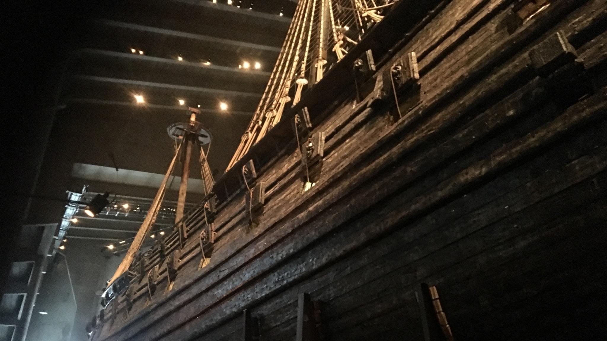 Regalskeppet Vasa – hur ska det hålla i 1000 år? (R)