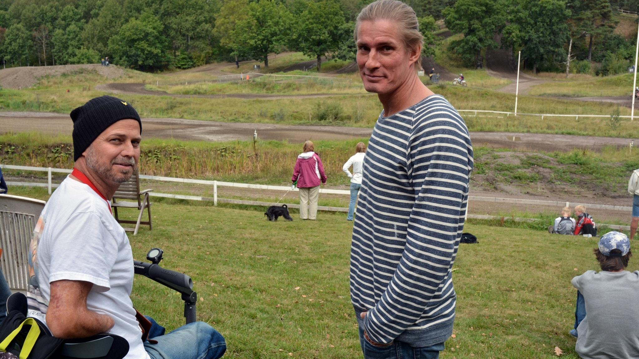 Kalle ger bort sin njure - om levande organdonation i Sverige