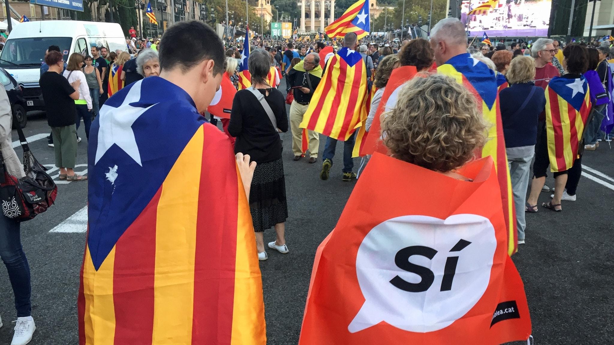 Katalonienkonfliktens historiska rötter