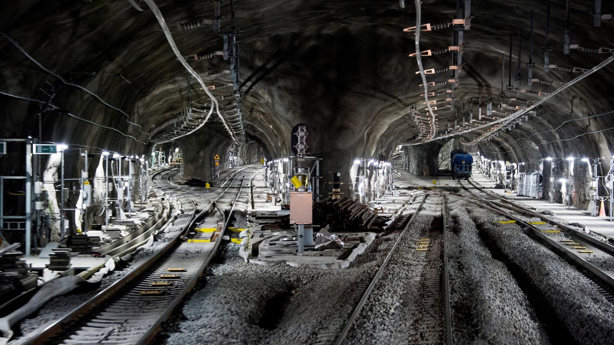 Citybanan – en utmaning för ingenjörskonsten