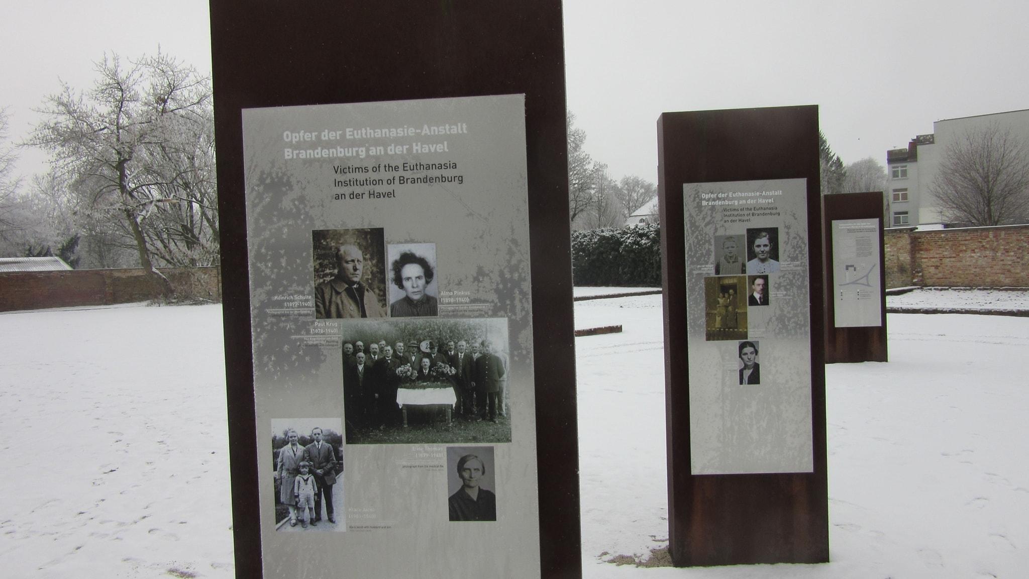 Sjuka och funktionsnedsatta var Förintelsens första offer