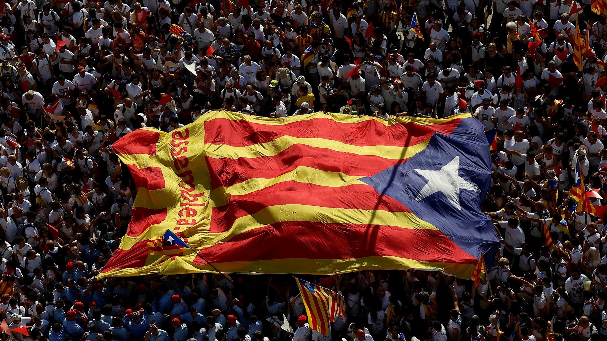 Katalonien har gjort flera försök att rösta