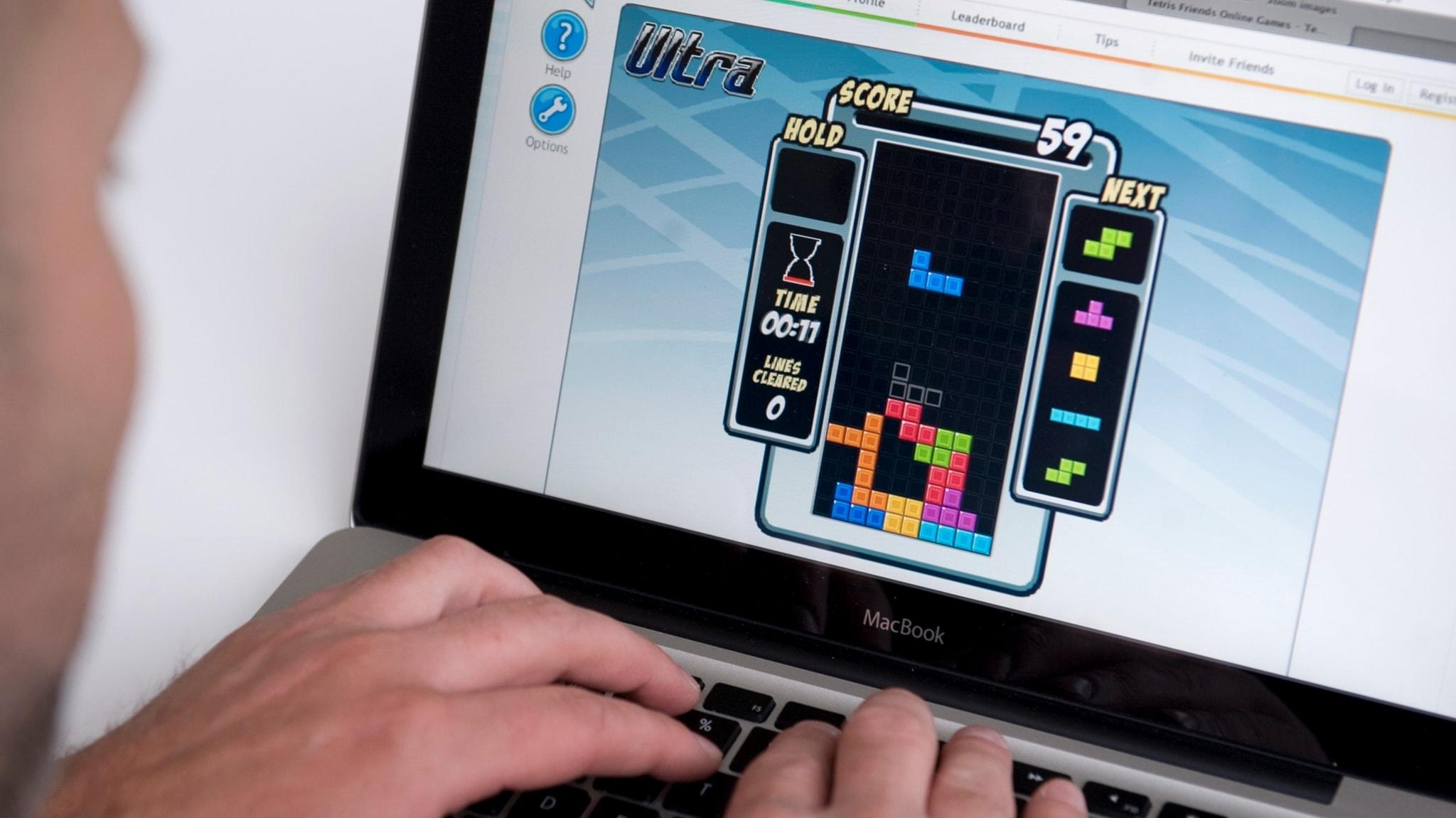Datorspel på akuten motar otäcka minnen