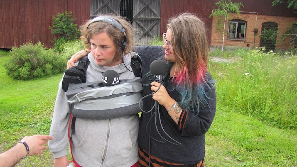 Hannas perfekta supersommar Sveriges Radio