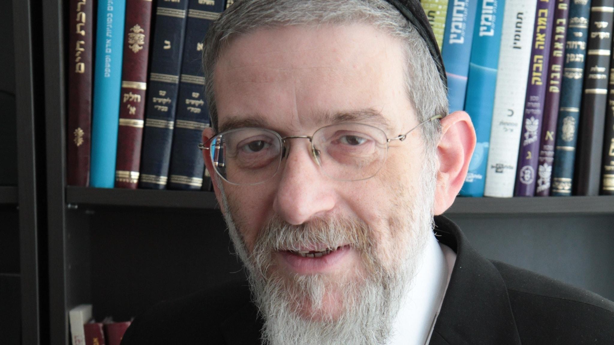 Dansk rabbin: Religion behövs för att lösa konflikter