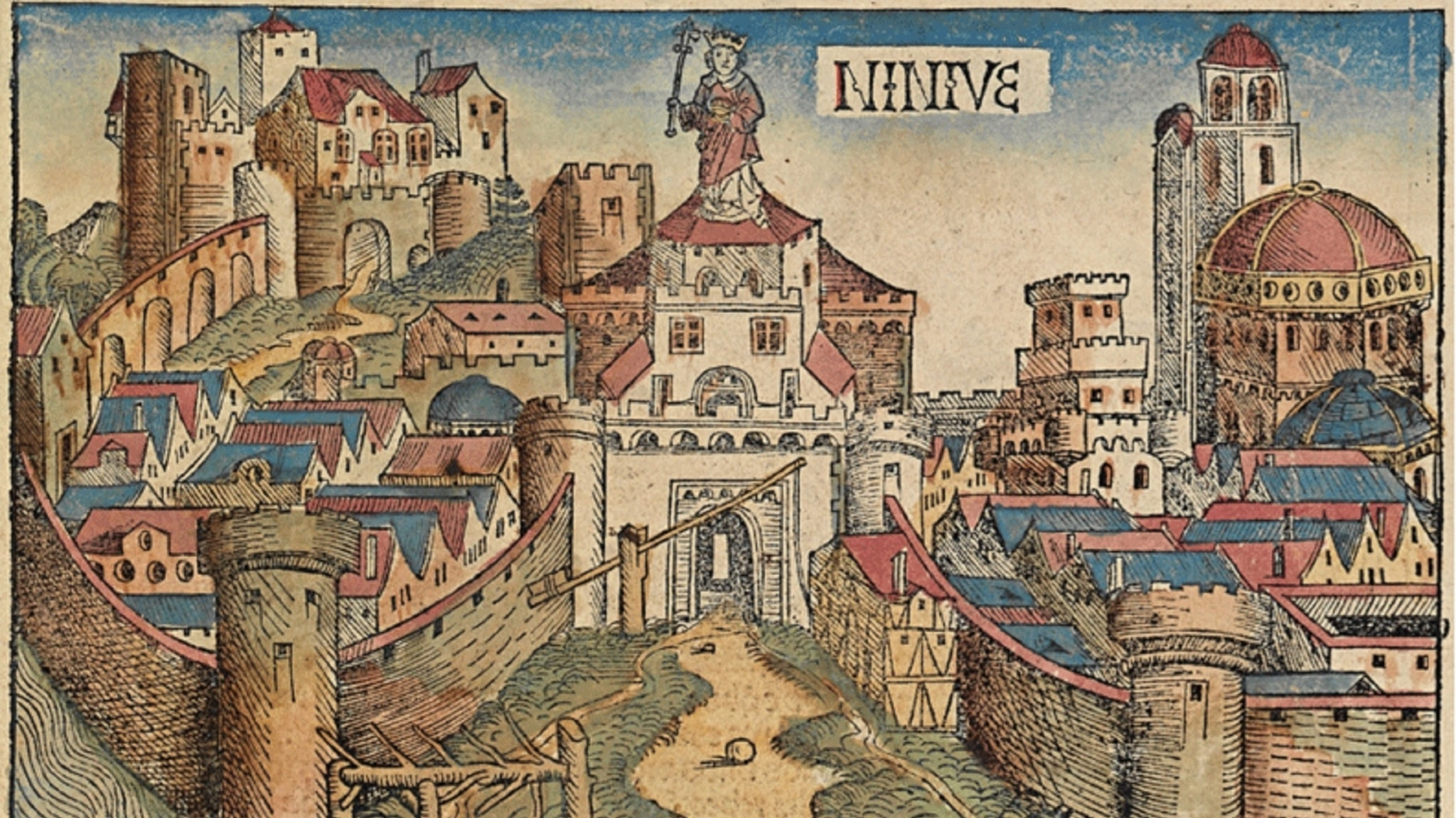 Drömmen om Nineve