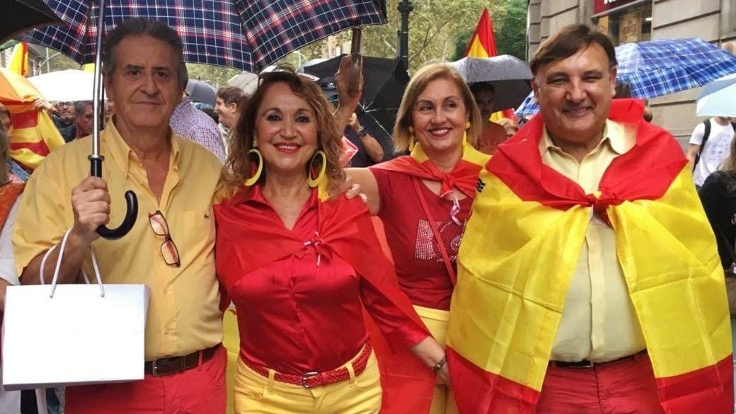 Nya demonstrationer i Katalonien