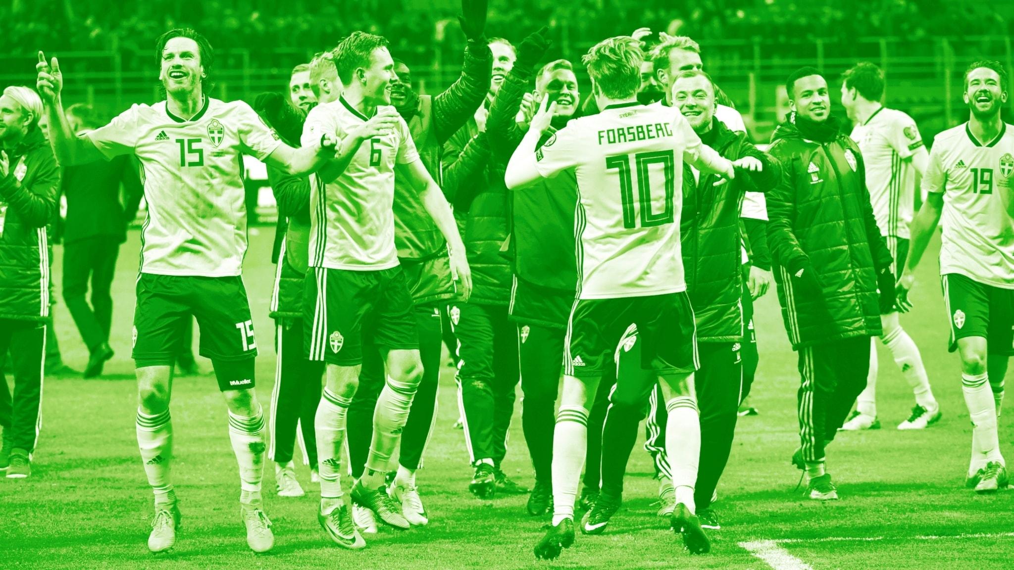 Specialpodd: Dagen efter VM-kvalbragden