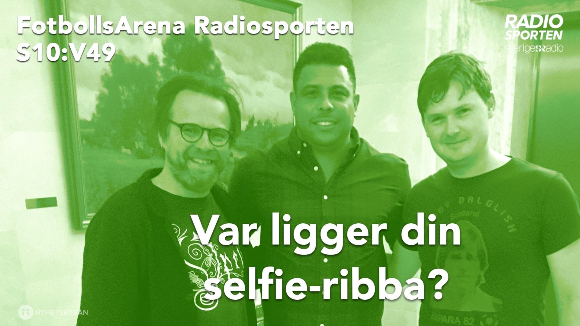 Var ligger din selfie-ribba?