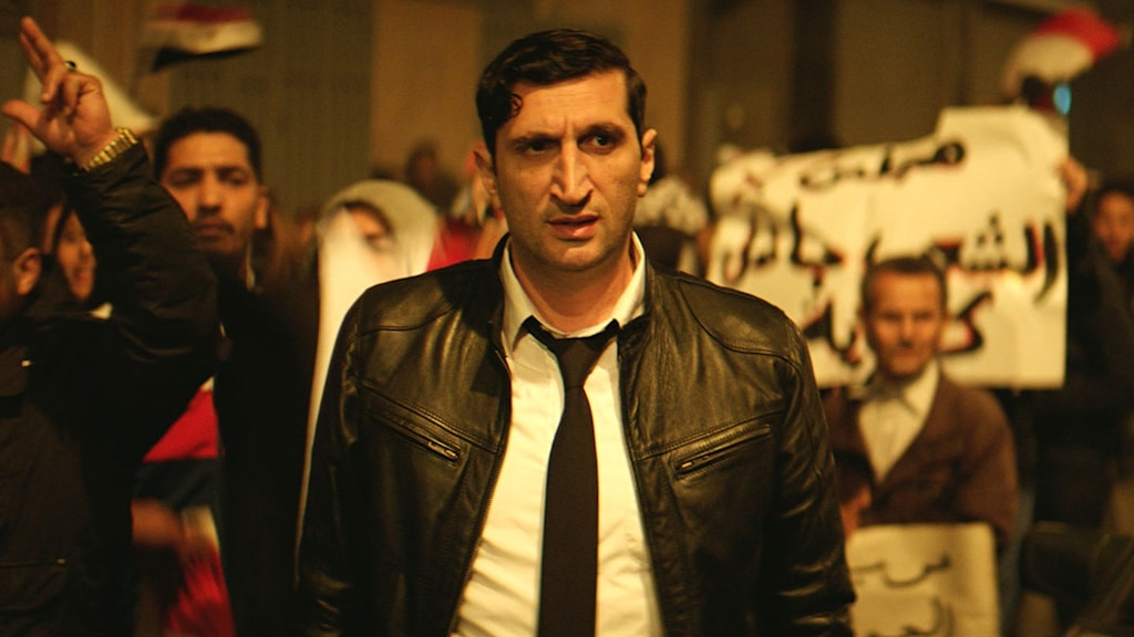 Fares Fares i The Nile Hilton Incident. Foto: Scanbox Entertainment.