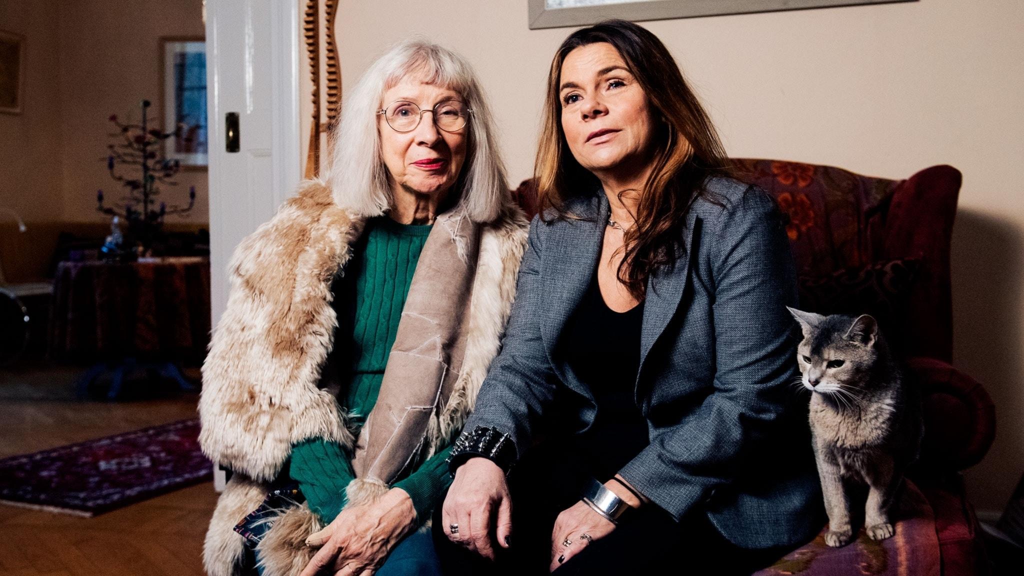 Katarina Hahr möter regissören Suzanne Osten i ett samtal om rädsla