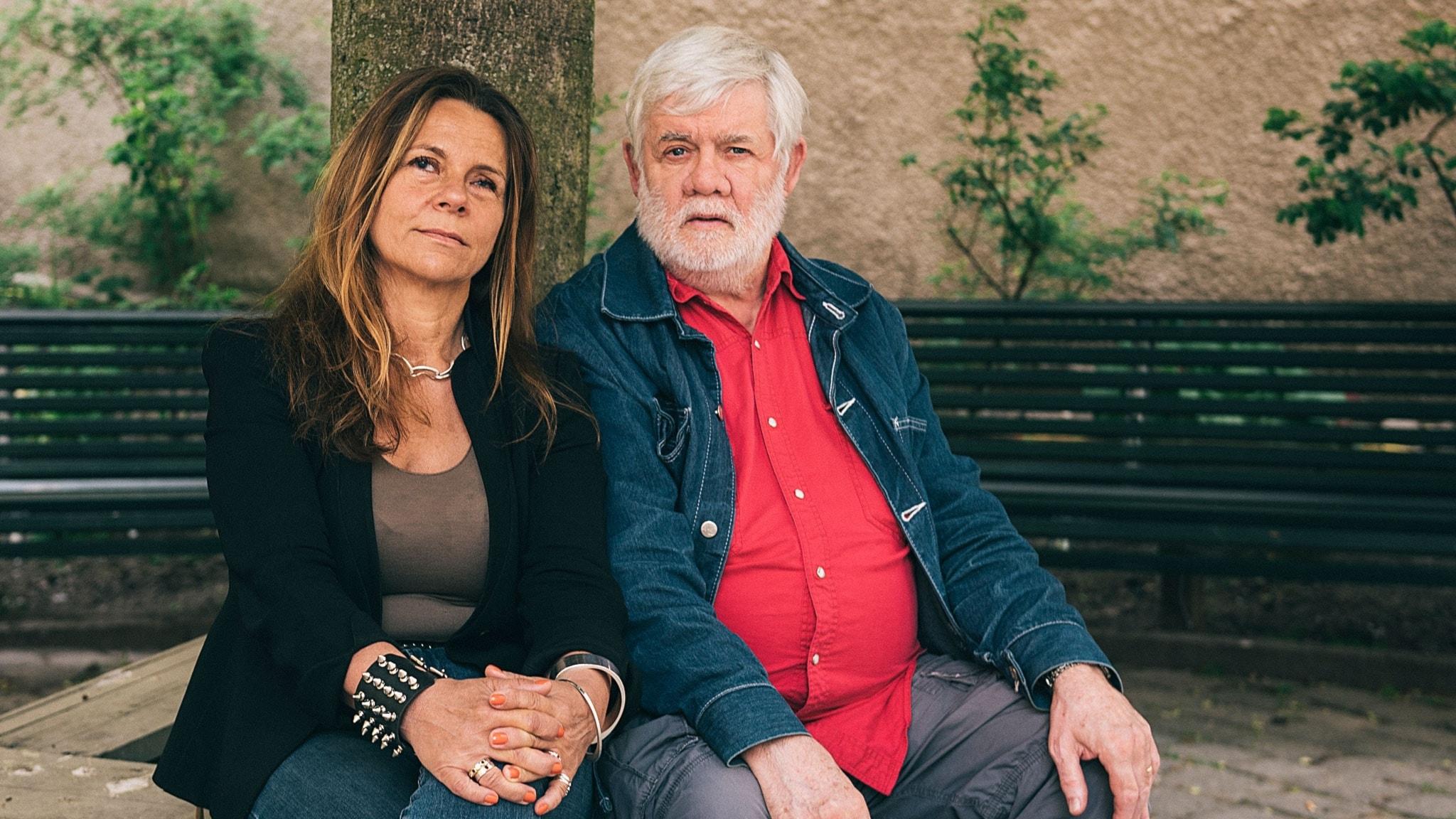 Katarina Hahr möter konstnären Carl Johan De Geer i ett samtal om rädsla