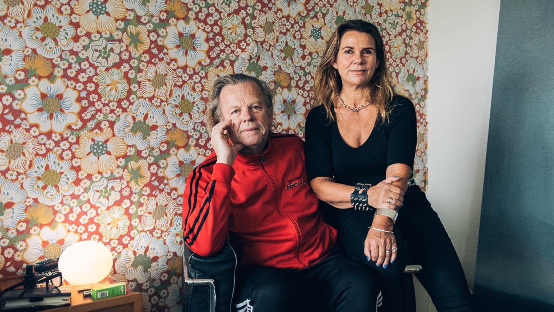 Katarina Hahr möter skådespelaren Krister Henriksson i ett samtal om avund
