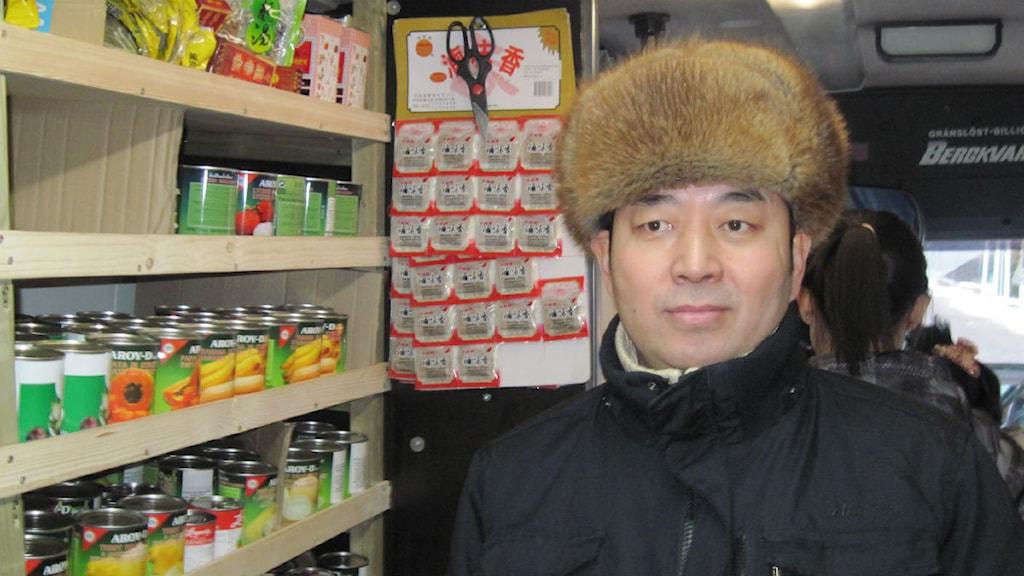 asiatisk matbutik på nätet