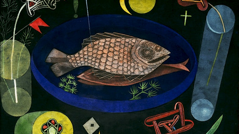 Paul Klee, Around the Fish.
