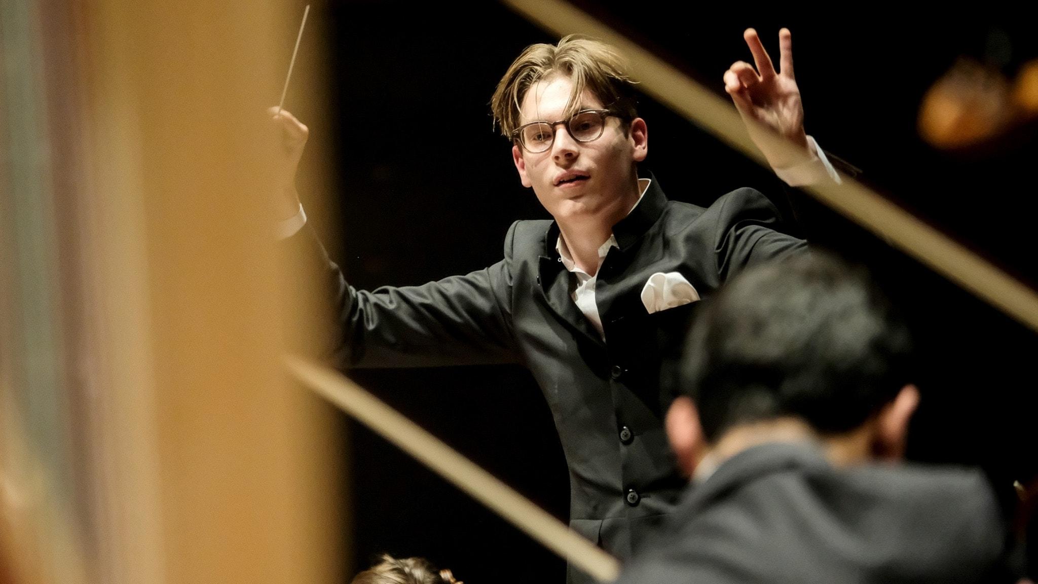KONSERT: Sibelius och Sallinen med finländskt stjärnskott