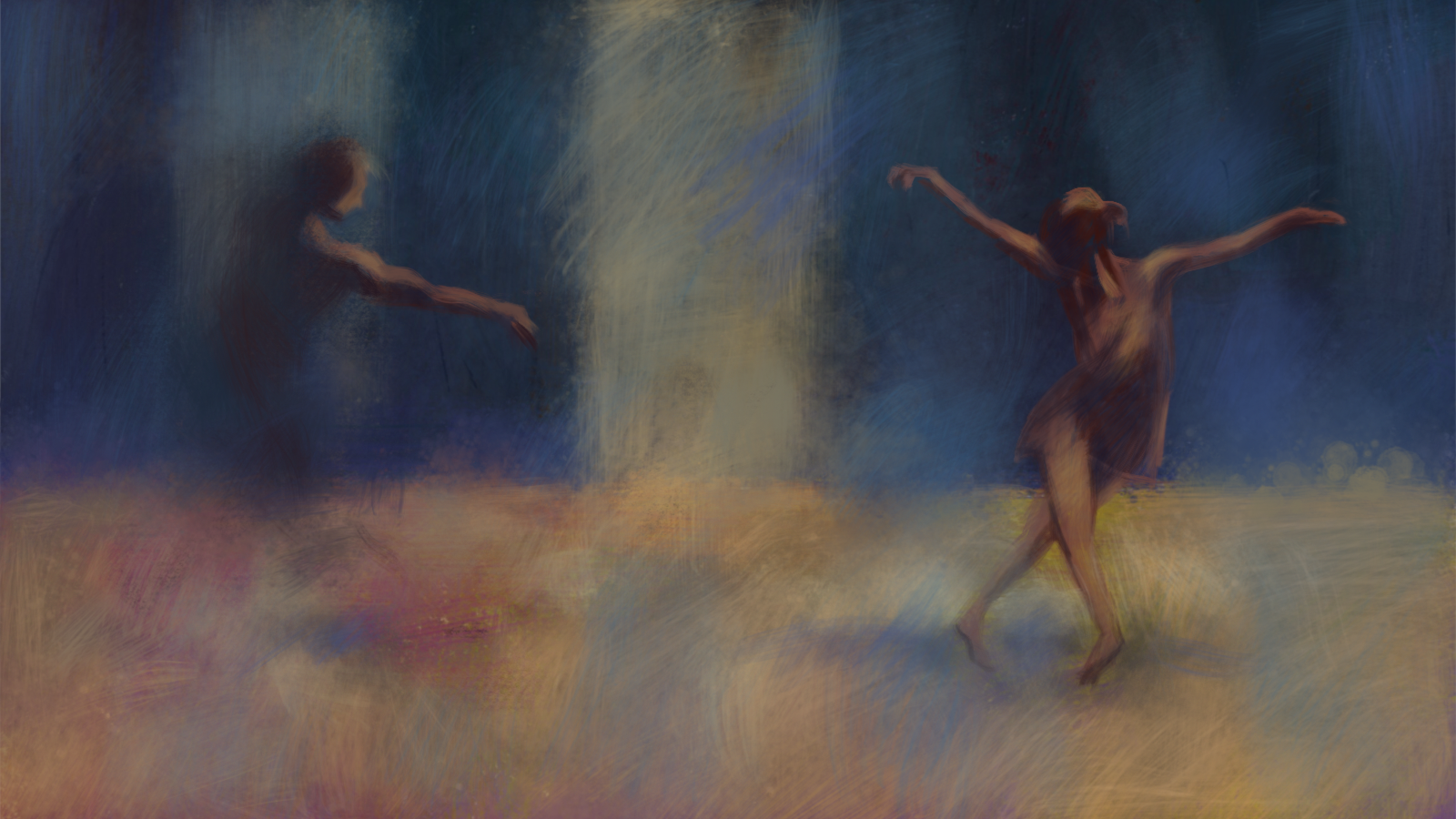 Dansdrömmar och gryningsballader