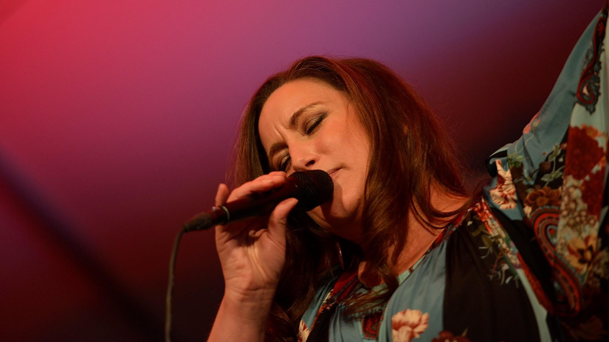 Om ett amerikanskt jazzbesök och Lisa Nilsson live på Bangen