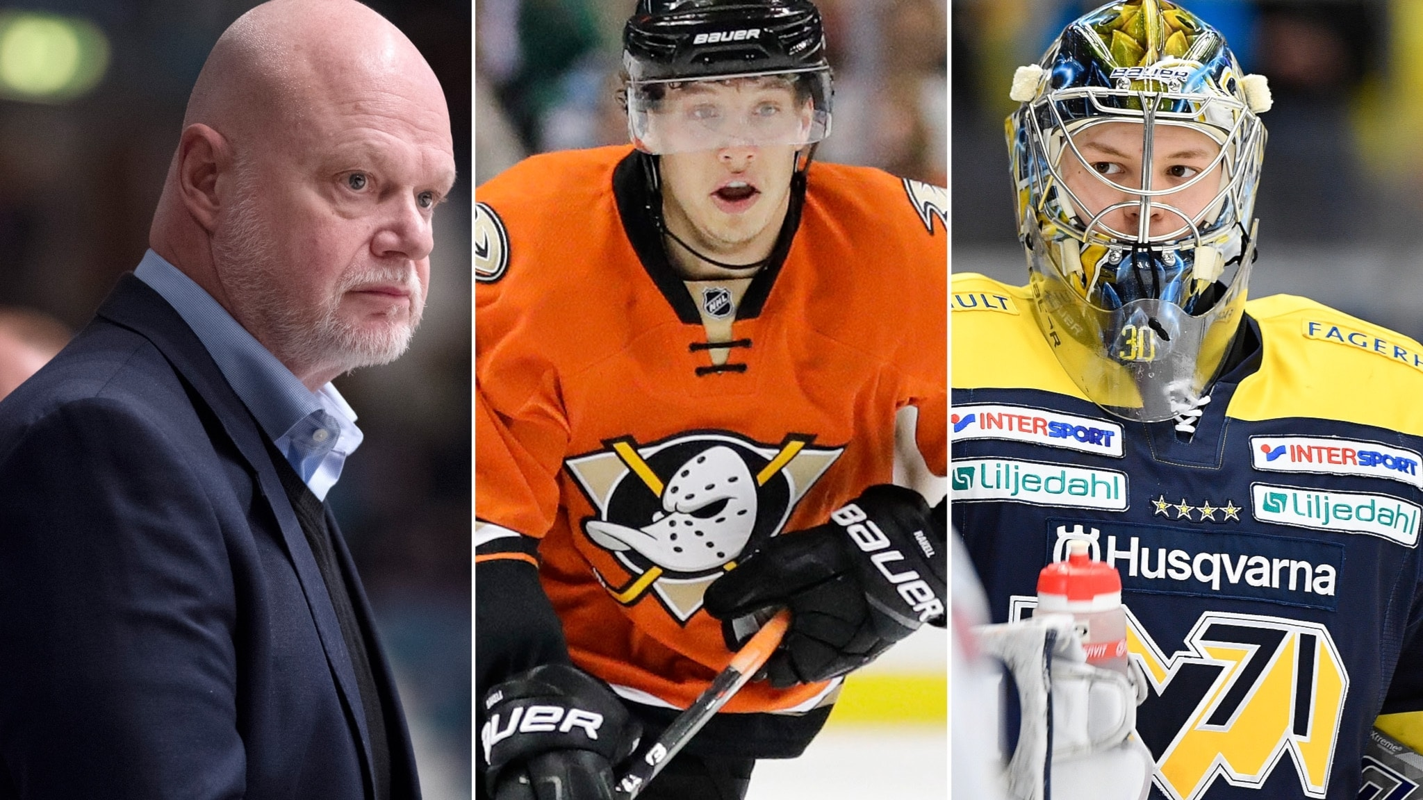 Rickard Rakell om målsuccén i NHL, Kristofer Ottosson hyllar HV-målvakten Linus Söderström & Roger Melin är helt rätt för Brynäs