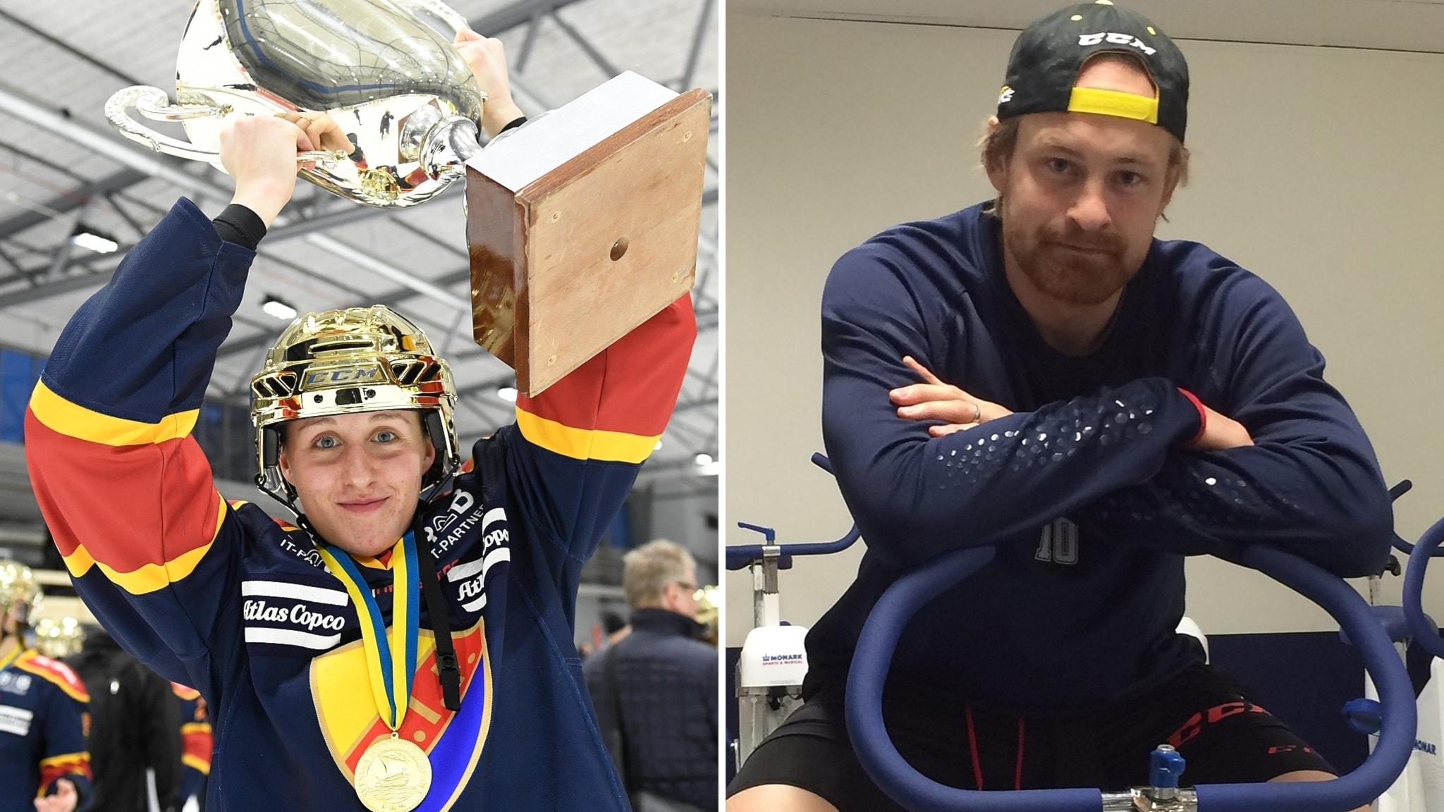 Djurgårdens Hanna Olsson, Leksands Mattias Ritola, ändrade SHL-kvaltips & NHL-spelare i OS
