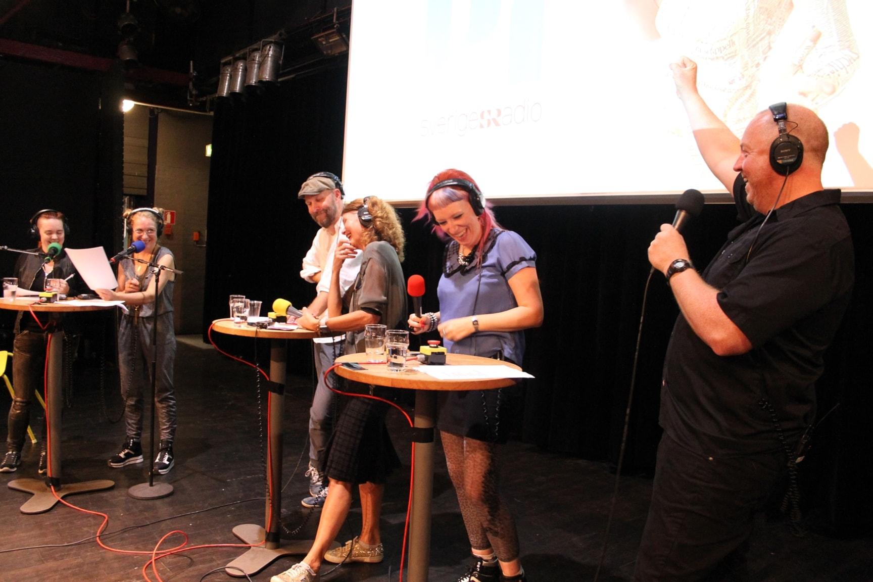 Lantzkampen kommer till Mejeriet i Lund! Kom och var publik!